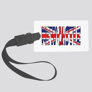 Newcastle Large Luggage Tag
