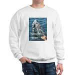 TRUST WHALE Sweatshirt