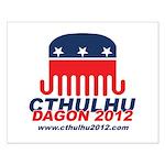 Cthulhu/Dagon2012 Small Poster