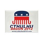 Cthulhu/Dagon2012 Rectangle Magnet (10 pack)