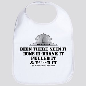 Been There, Seen It, Done It Bib