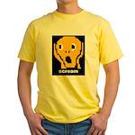 Screaming Yellow T-Shirt