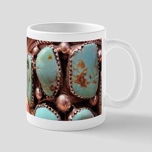 Old Pawn Turquoise Mugs