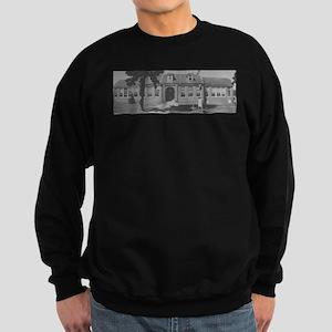Volens School Black & White Sweatshirt