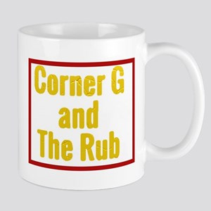 Corner G and The Rub Mugs
