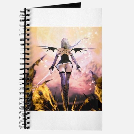Anime dragon Journal