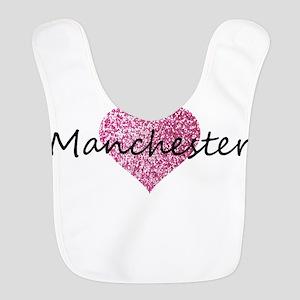 Manchester Polyester Baby Bib