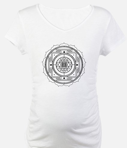 Sri Yantra Design Shirt