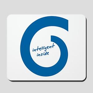 Intelligent inside Mousepad
