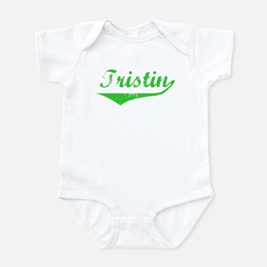 Tristin Vintage (Green) Infant Bodysuit