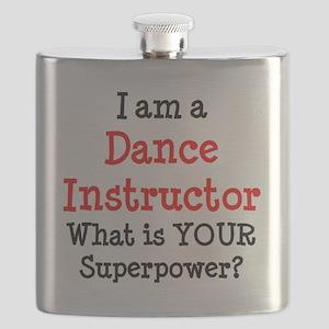 dance instructor Flask