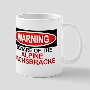 ALPINE DACHSBRACKE Mug