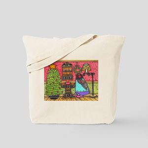 Mrs Finch Tote Bag