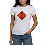 Yack Warning Women's T-Shirt