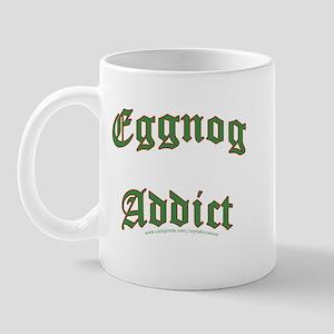 Eggnog Addict Mug