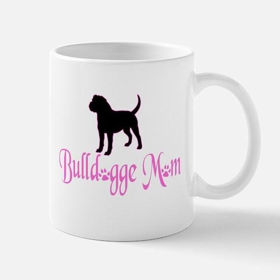 Olde English Bulldogge Mom Mugs