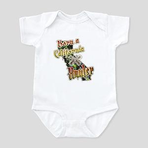 Arkansas hunting pride gifts Infant Bodysuit