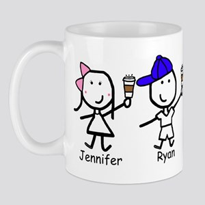 Coffee - Jennifer & Ryan Mug