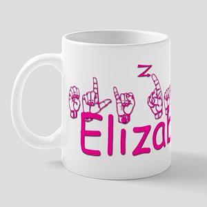 Elizabeth Mug