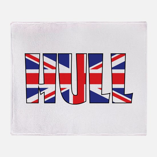 Hull Throw Blanket