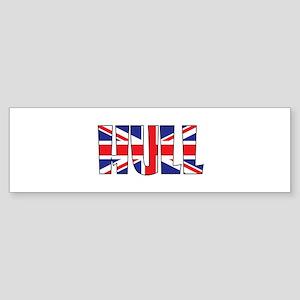 Hull Bumper Sticker