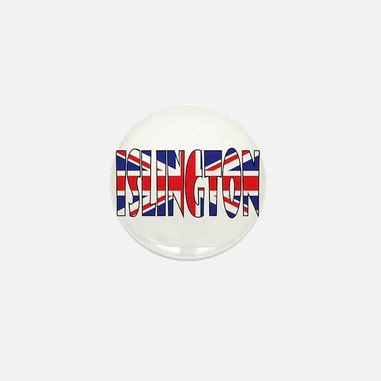 Islington Mini Button