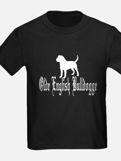 Olde English Bulldogge White T-Shirt