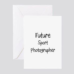 Future Sport Photographer Greeting Cards (Pk of 10