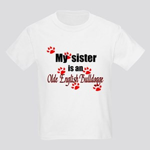 Olde English Bulldogge Sister T-Shirt