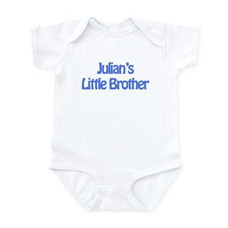 Julian's Little Brother Infant Bodysuit