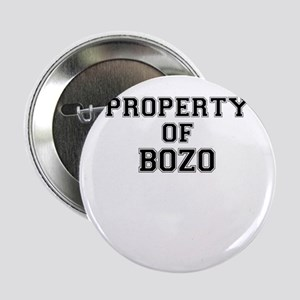 "Property of BOZO 2.25"" Button"