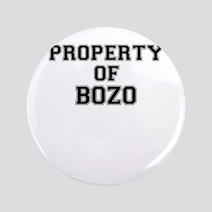 Property of BOZO Button