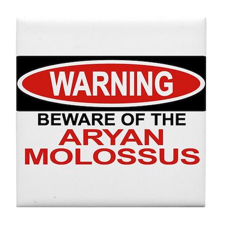 ARYAN MOLOSSUS Tile Coaster