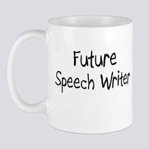 Future Speech Writer Mug