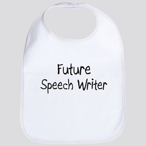 Future Speech Writer Bib