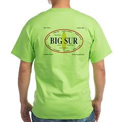 Big Sur Surf Spots T-Shirt