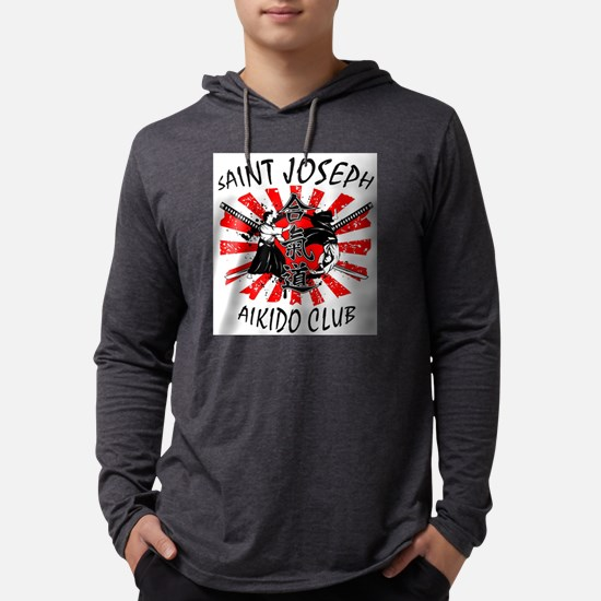 Saint Joseph Aikido Club Long Sleeve T-Shirt