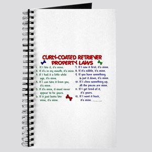 Curly-Coated Retriever Property Laws 2 Journal