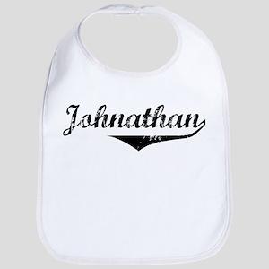 Johnathan Vintage (Black) Bib