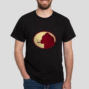 cigar gorilla dark2 T-Shirt