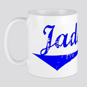 Jadon Vintage (Blue) Mug