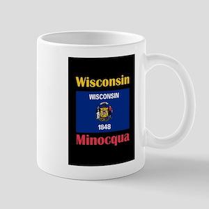Minocqua Wisconsin Mugs