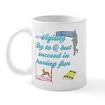 Succeed in Fun Mug