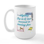 Succeed in Fun Large Mug