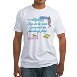 Succeed in Fun Fitted T-Shirt