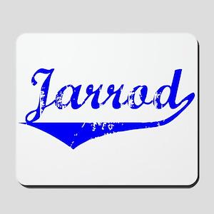 Jarrod Vintage (Blue) Mousepad