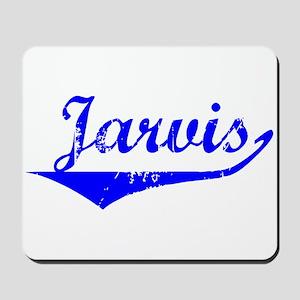 Jarvis Vintage (Blue) Mousepad