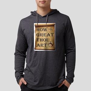 GREAT JESUS Long Sleeve T-Shirt