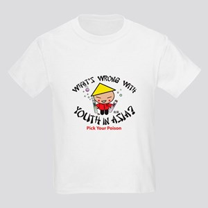 What's Wrong With Youth In As Kids Light T-Shirt