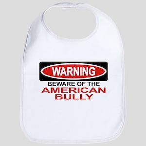 AMERICAN BULLY Bib